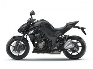 Z1000 2014 สีดำ
