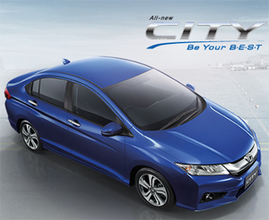 Honda City 2014 ราคา ผ่อน ดาวน์
