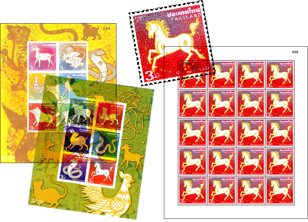 Zodiac-stamps-2014-collection