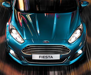 Ford Fiesta Ecoboost ราคา