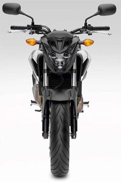 Honda CB500F สเปค