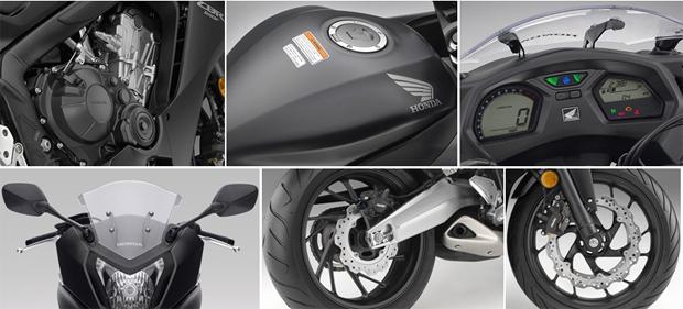 Honda-CBR650F-design