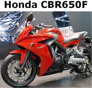 ราคา CBR650F ตารางผ่อน ล่าสุด!