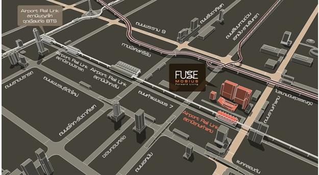 map-Fuse-Mobius-Ramkhamhaeng