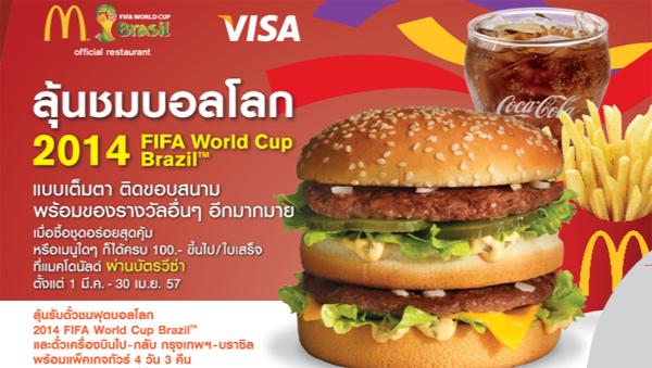 ลุ้นไปดูบอลโลก 2014