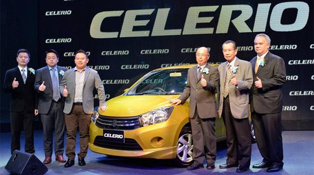 ราคา Suzuki Celerio 2014