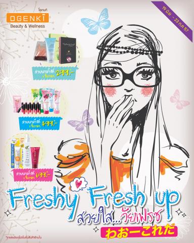 Ogenki Freshy Fresh up