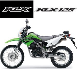 ราคา KLX125, KLX 125 ราคาผ่อน, ดาวน์