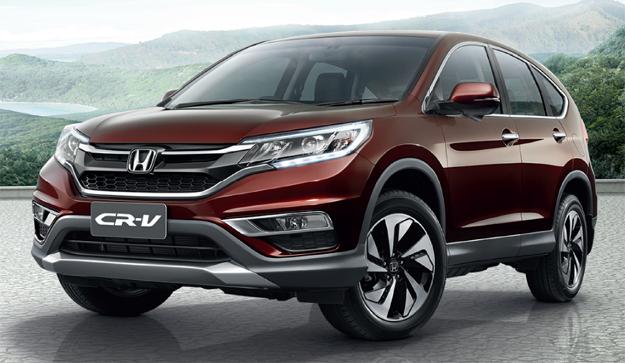 Honda CRV ใหม่