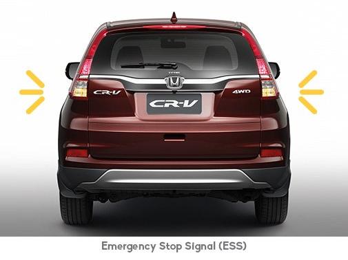 New-Honda-CRV-ESS-Safty