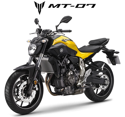 MT-07 Yamaha
