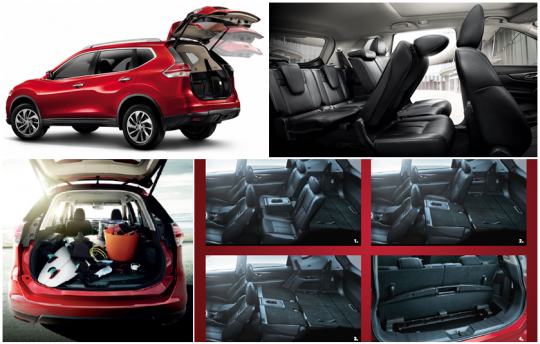 New-Nissan-X-Trail-Utility