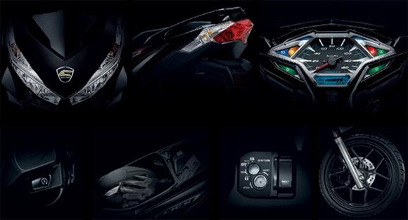 Honda-Click125i-new-design