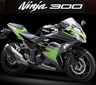 Ninja300, ตารางผ่อน, ราคา
