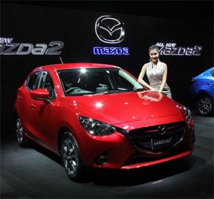Mazda 2, Mazda 3, Mazda BT-50 Pro ราคาผ่อน ดาวน์