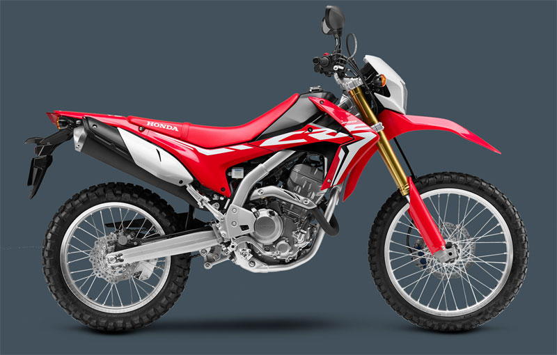 honda crf250l crf250l 2017. Black Bedroom Furniture Sets. Home Design Ideas
