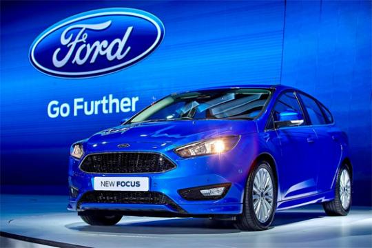 ราคา, ตารางผ่อน, Ford Focus 2017