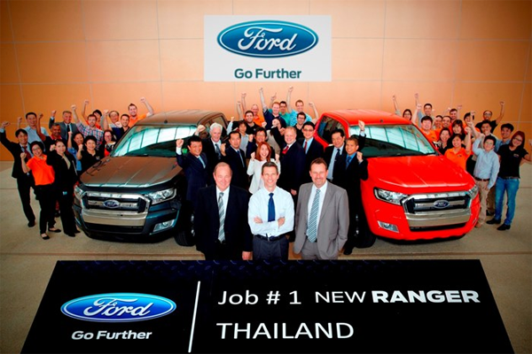 new ford ranger 2015 - 2016