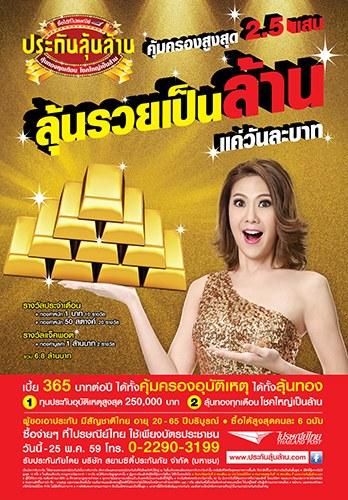 ซื้อประกัน ไปรษณีย์ไทย