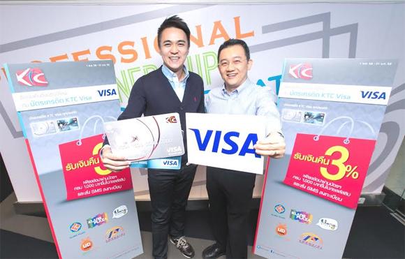 KTC Visa Cashback 3%