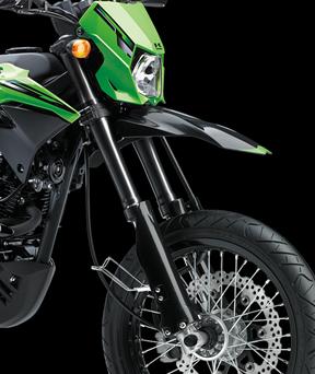 Kawasaki D-Tracker 50