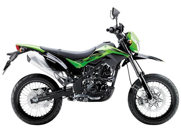 D-Tracker 150 2019-2020 สีเขียว