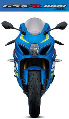 GSX R1000 2017 สเปค
