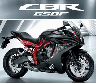 CBR650F 2016 ตารางผ่อน, ราคา