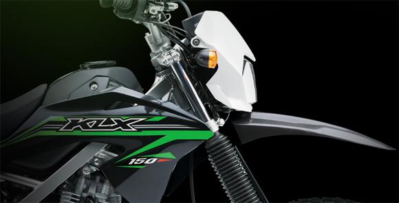 KLX 150 สเปค
