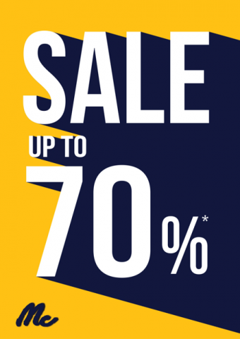 mcjeans sale up to 70%