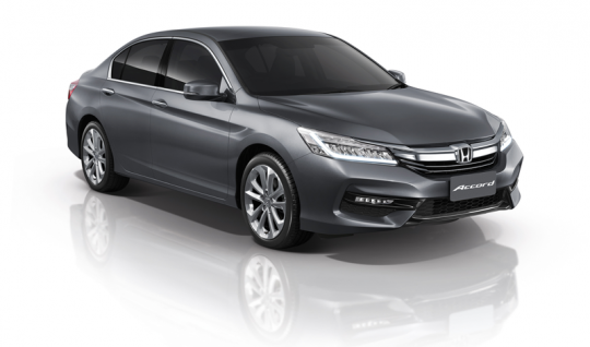New ACCORD 2016