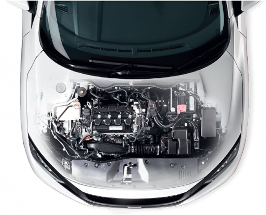 NEW Civic Engine