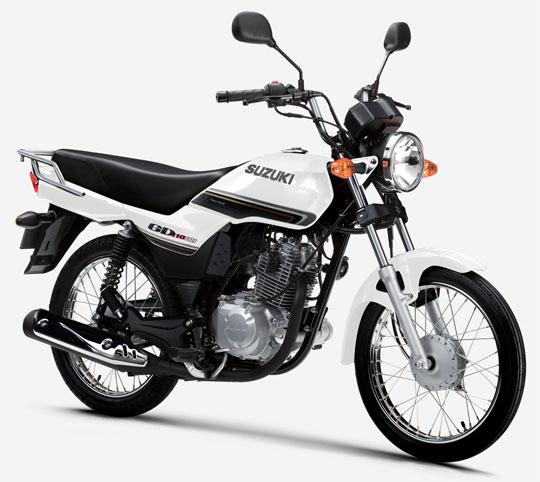 GD110 สีขาว