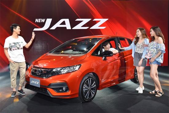 Honda Jazz 2017