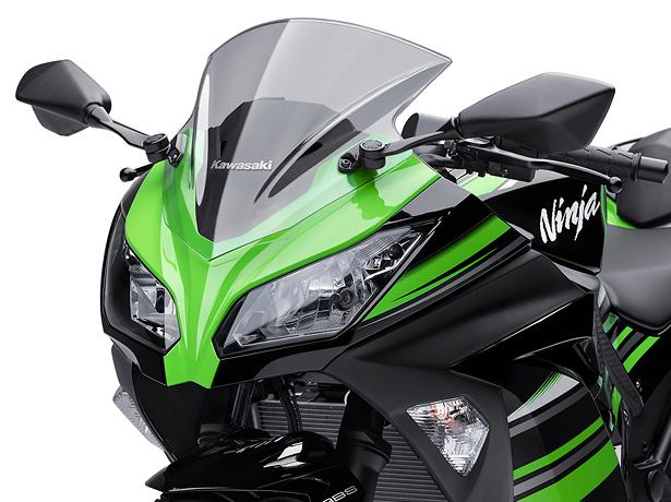 Ninja 300 2017