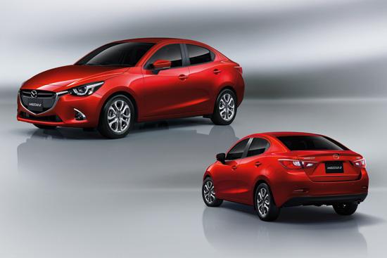 Mazda2 ใหม่
