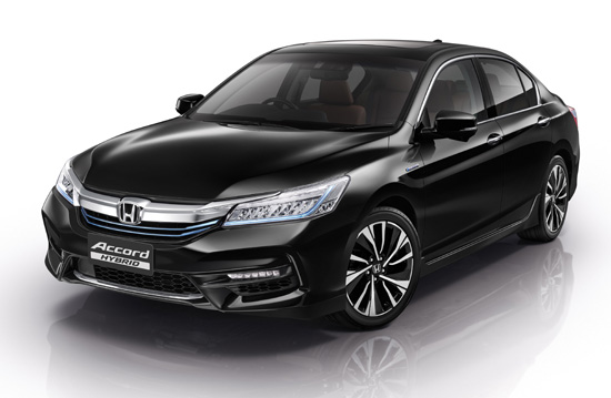 New Accord Hybrid