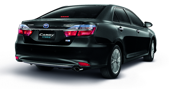 Camry hybrid 2016