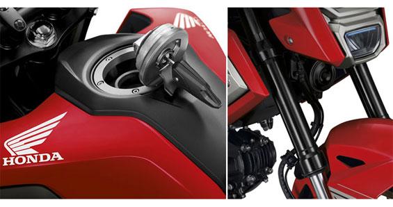 Honda MSX125SF 2017