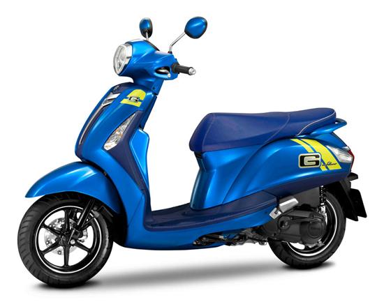 Grand Filano 2017 สีน้ำเงิน