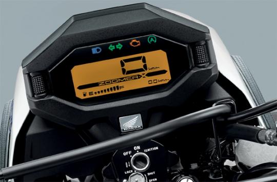 Zoomer-X Honda