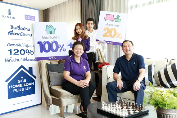 SCB Home Loan Plus-Up