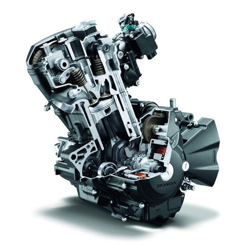 Honda CBR300R ABS