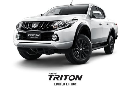 New Triton Limited Edition