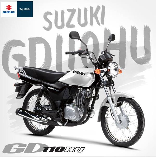 Suzuki GD110, ตารางผ่อน, ราคาผ่อน, ราคา