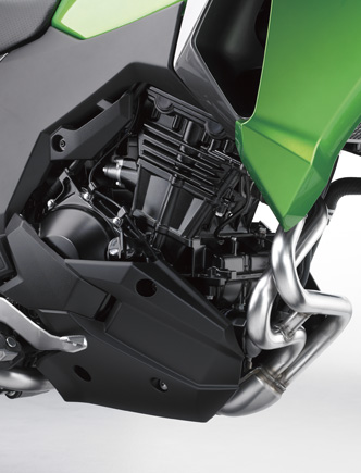 Versys X300 Engine