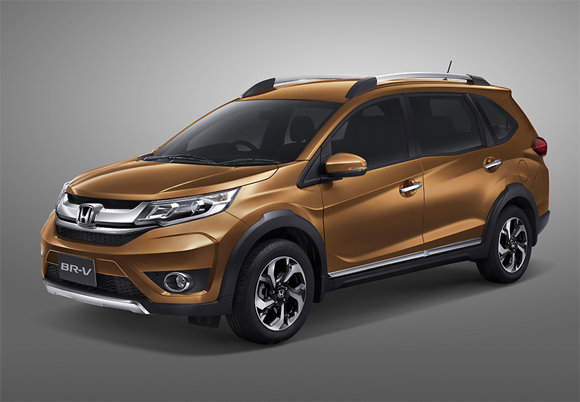 Honda BRV 2018
