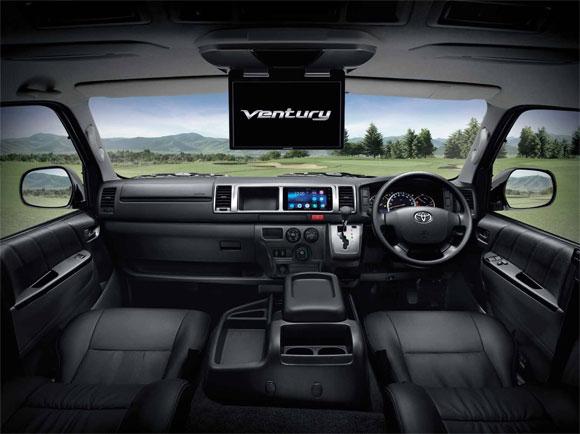 Toyota Ventury 2018