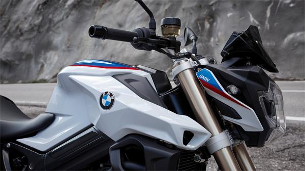 BMW F800R 2018