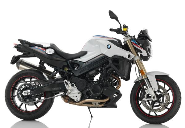 BMW F800R 2018 สเปค